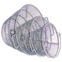 Clam Basket - 1/2 Bushel