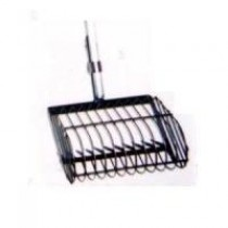 Mini Mini-Bull rake Head Only